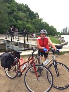 Vélo Louis juin 2015 Ottawa - copie2
