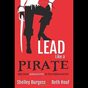 imagine livre lead like a pirate
