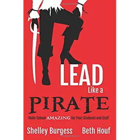 imagine livre lead like a pirate
